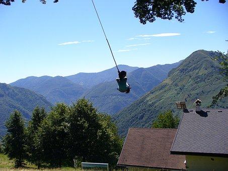 Swing, Montevecchio, Mountain