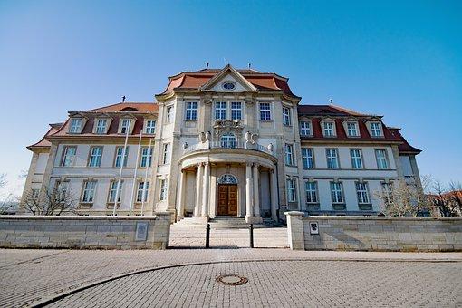 Naumburg, Saxony-anhalt, Germany, Old Town