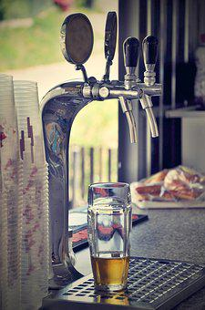 Beer, Tap, Pub, Bar, Faucet, Lager, Drink, Glass