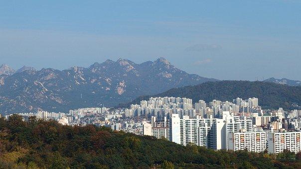 Korea, South Korea, Land, Asia, Travel, Country, Seoul