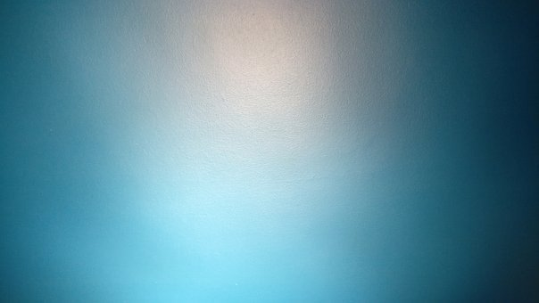 Wall, Light, Course, Color, Blue, Turquoise, Background