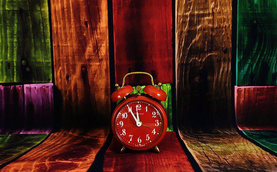 The Eleventh Hour, Disaster, Alarm Clock, Change