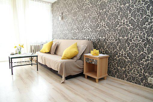 Apartment, Room, House, Residential Interior
