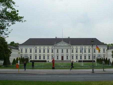 Bellevue, Castle, Berlin, Federal President
