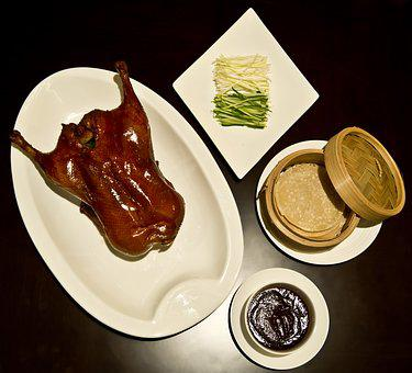 Duck, Dimsum, Chinese Cuisine, Chinese, Food, Cuisine