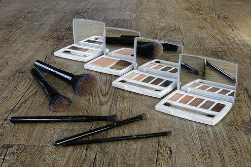 Cosmetics, Make Up, Makeup, Beauty, Color, Eye Shadow