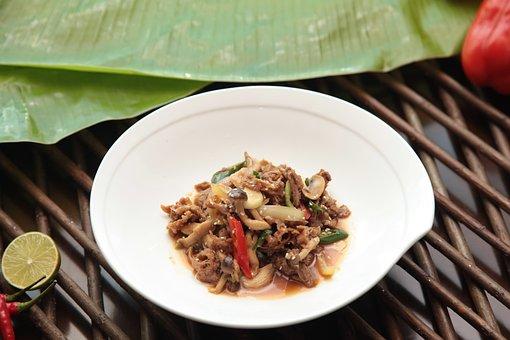 Beef Camto, Filipino, Fiesta, Food, Pressure, Leaves