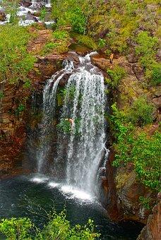 Falls, Jump, People, Water, Activity, Sport, Happy