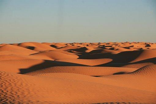 Desert, Tunisia, Race, Trail, Marathon, Dunes