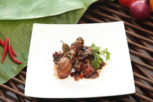 Adobo, Chicken, Pork, Exotic, Food, Philippines, Meat