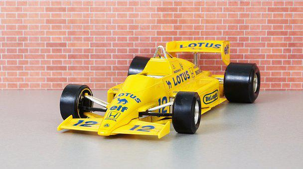 Lotus, Formula 1, Auto, Toys, Model Car, Model