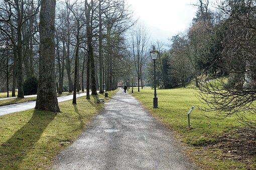 Baden Baden, Park, Nature