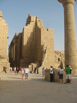 Egypt, Ruins, Pharaoh, Stone, Egyptian, Antique