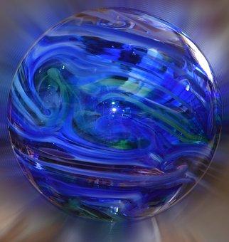 Glass, Float, Handmade, Blowing, Craft, Molten, Work