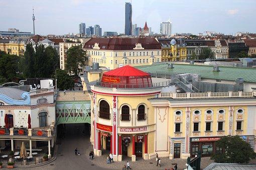 Vienna, Wien, Viyana, Austria, Landmark, Architecture
