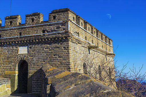 China, Beijing, The Great Wall, The City Walls