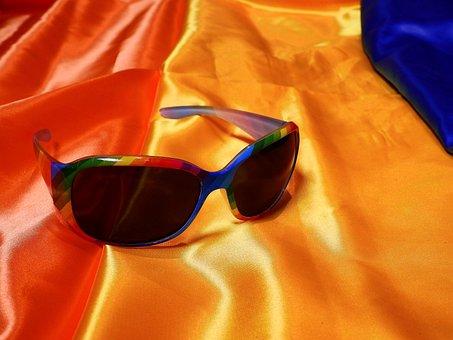 Carnival, Move, Costume, Dress Up, Mask, Sunglasses