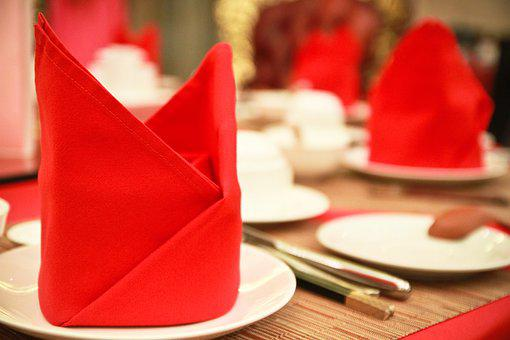 Table Setting, Dining, Table, Setting, Dinner