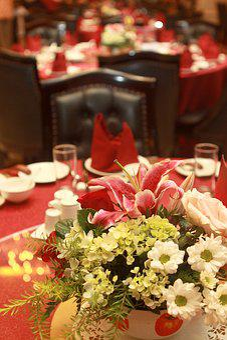 Dining, Restaurant, Table, Plate, Celebration, Event