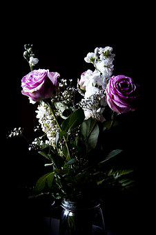 Roses, Flowers, Bouquet, Ros, Flower, Garden