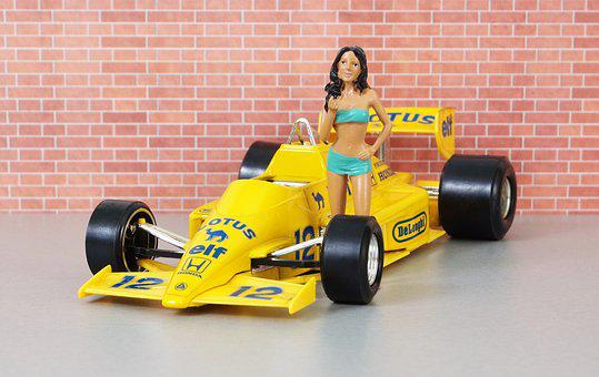 Lotus, Formula 1, Auto, Pit Babes, Toys, Model Car