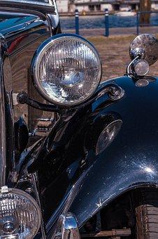 Mg, Oldtimer, Old, Old Car, Automotive, Nostalgia