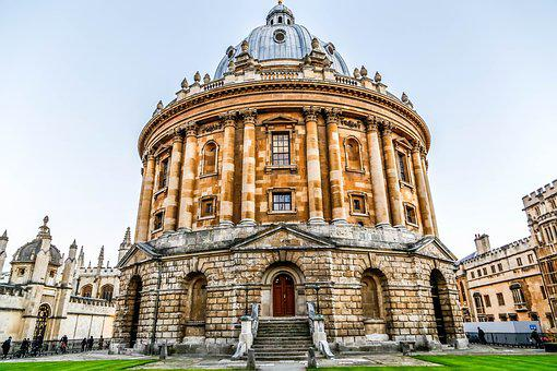 Oxford, Radcliffe Camera, Architecture, Radcliffe
