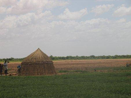 Africa, African Landscape, Petendoti