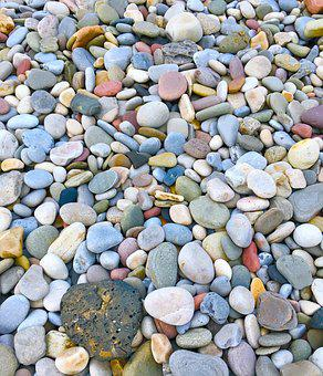 Pebbles, Seashore, Rocks, Beach, Stone Beach, Shore