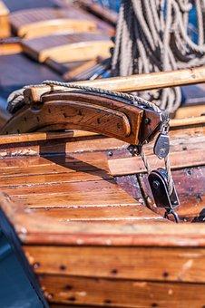 Sailing Boat, Sail, Sea, Boot, Ship, Leisure