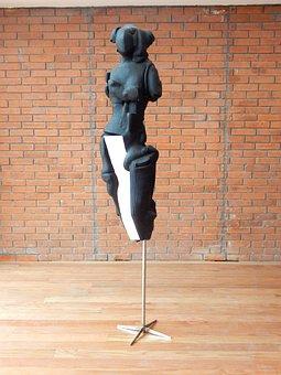 Women, Sculpture, Art, Museum, Exhibition, Figure