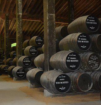 Winery, Sherry, Wine, Cask, Andana, Viticulture, Boot