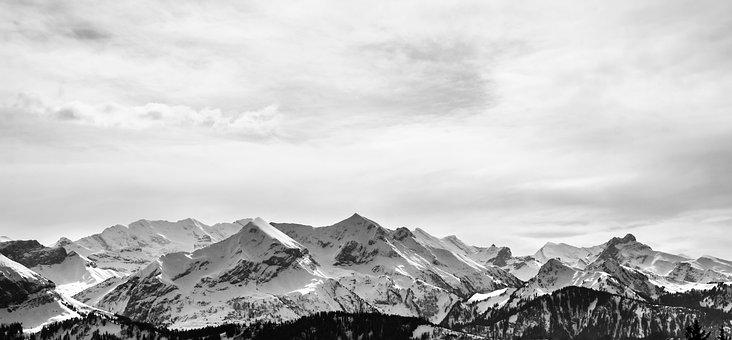 Beatenberg, Mountain, Bernese Oberland, Switzerland