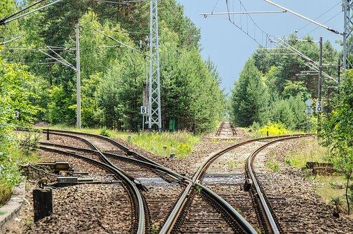 Railway, Technology, Train, Seemed, Rail Traffic