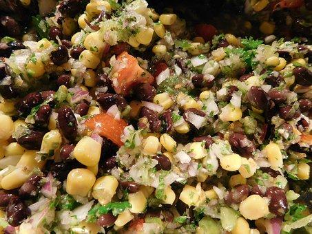 Salad, Whole Meal, Real Food, Plant-based, Vegan