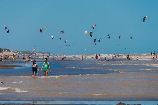 Wind, Flysurf, Kiteboarding