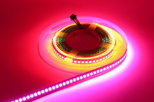 Digital Led Strip Lights, Apa104, Xledlights