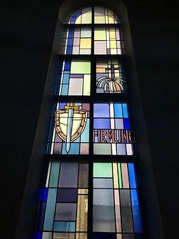 Baptism, Church, Pattern, Confirmation, Tuttlingen