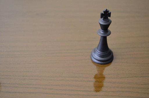 King, Chess, Game, Intelligence, Reasoning, Move