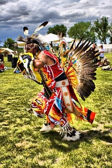 Native American, Dance, Indian, Culture, Costume