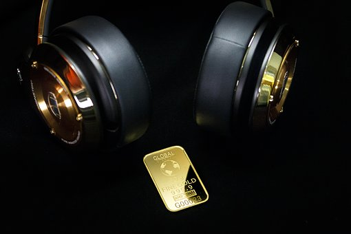 Gold Is Money, Gold Shop, Gold, Bars, Money, Income