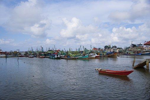 Kuala Terengganu, Pulau Duyong, Malaysia, Fishing Boat