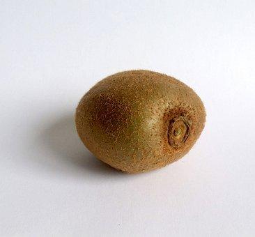 Kiwi, Hair, Fruit, Eat, Peel, Green, Food, Fields