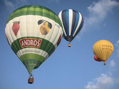 Worldwide, Hot-air Ballooning, Rocamadour