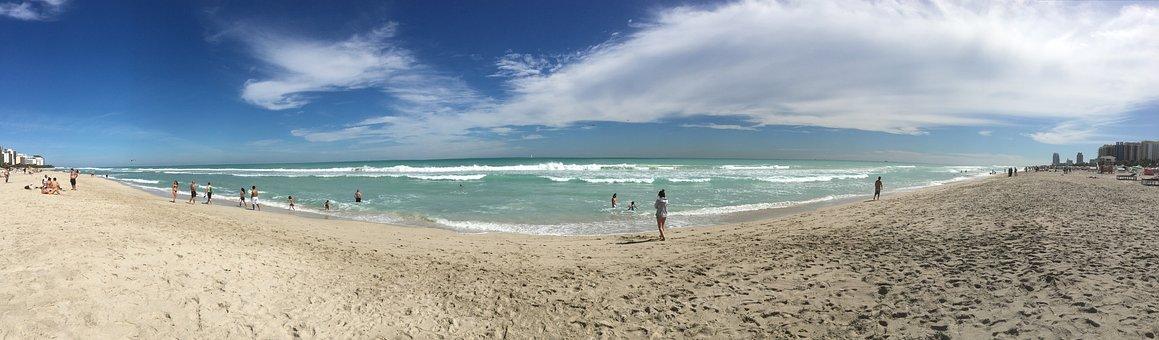 Beach, Ocean, Sea, Sand, Water, Coast, Relax, Shore
