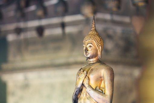 Statue, Buddha, Religion, Buddhism, Asia, Meditation