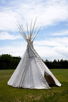 Tepee, Tent, Wigwam, Outdoors, Teepee, Native, Culture