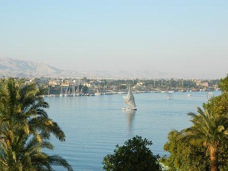 Nile Boat, The Nile, River