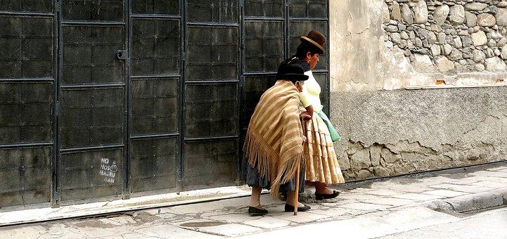 La Paz, Bolivia, Women