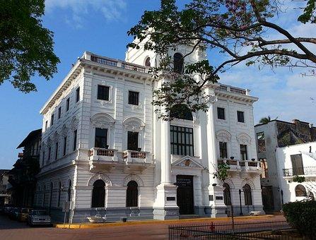 Panama City, Panama, Casco Viejo, Old Town